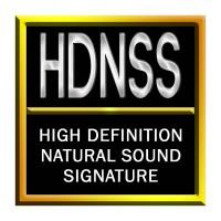 Marchio HDNSS V2 con contorno